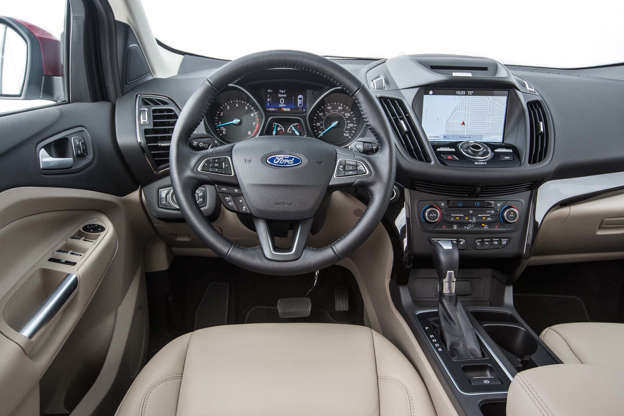 Slide 20 Of 2017 Ford Escape Anium Ecoboost