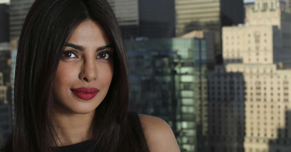 Priyanka Chopra is world's second most beautiful woman, beats Angelina  Jolie, Emma Stone