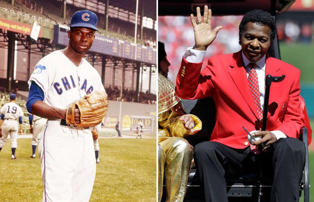 Major League Baseball stars of the '70s and '80s: Then and now