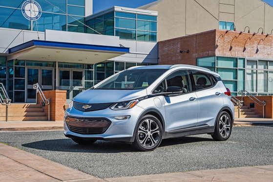 2017 Chevrolet Bolt Ev Overview Msn Autos