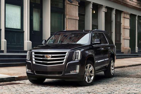 2017 Cadillac Escalade Overview - MSN Autos