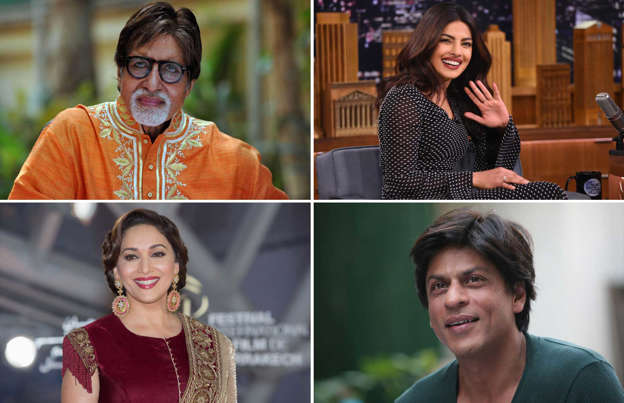 Bollywood stars with highest number of Filmfare Awards