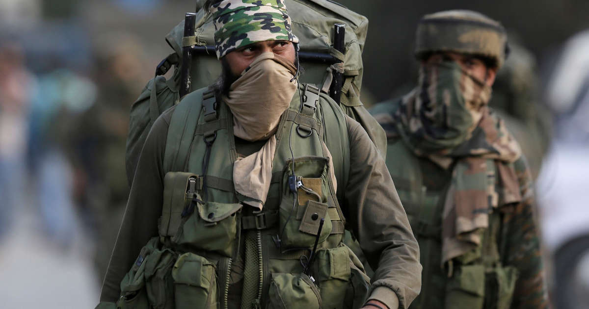Para Commandos Who Carried Out Surgical Strike Honoured