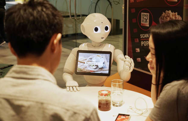 30 companies already replacing humans with robots