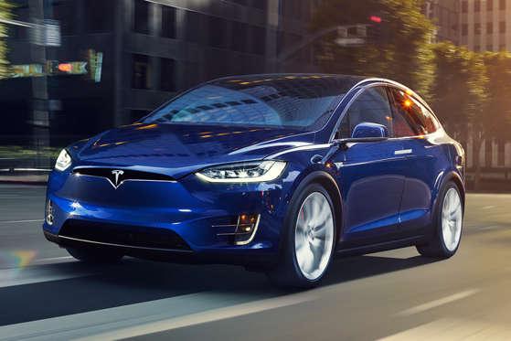 Tesla Model X Slide 1 Of 43