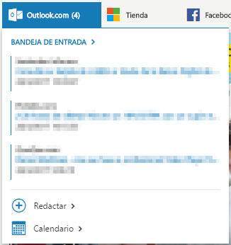 Los pasos para ver tu correo de Outlook o Hotmail en MSN