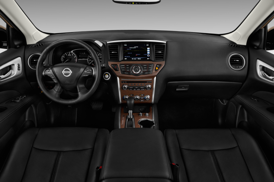 2017 Nissan Pathfinder Platinum 4wd Interior Photos Msn Autos
