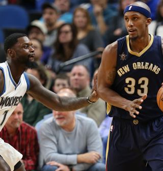 Dante Cunningham #33 News, Stats, Photos - San Antonio Spurs