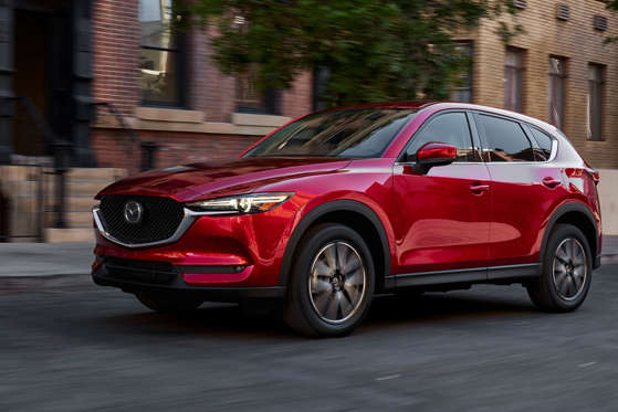 mazda cx-5 - msn autos