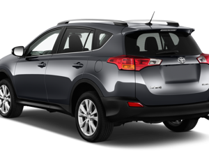 2015 Toyota Rav4 50th Anniversary Special Edition Awd Overview Msn Autos