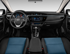 2015 Toyota Corolla Interior Photos Msn Autos